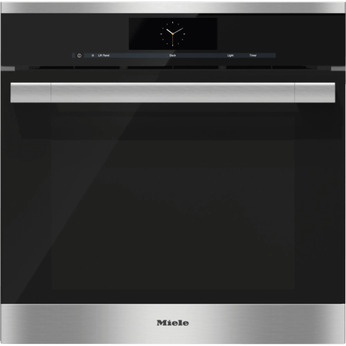 DGC 6760 - Steam oven with full-fledged oven function and XXL cavity combines two cooking techniques - steam and convection.