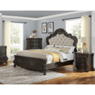 Rhapsody 4-Piece King Set (King Bed/DR/MR/NS) Product Image