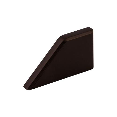 Top Knobs - Tapered Knob 1 Inch (c-c) Oil Rubbed Bronze