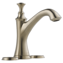 Mini-widespread Lavatory Faucet - Less Handles