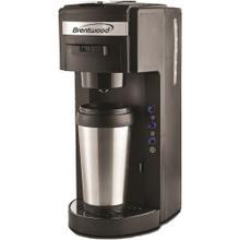 Single-Serve Black Coffee Maker