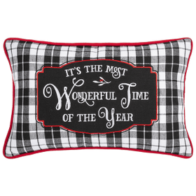 Pillow - It's the most wonderful time of the year