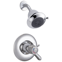 See Details - Chrome Universal Thermostatic Shower Trim