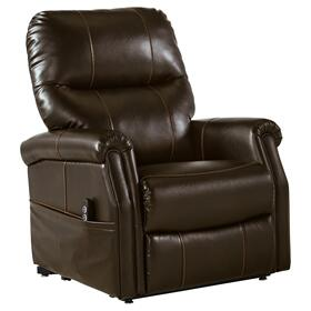 Markridge Power Lift Recliner Chocolate