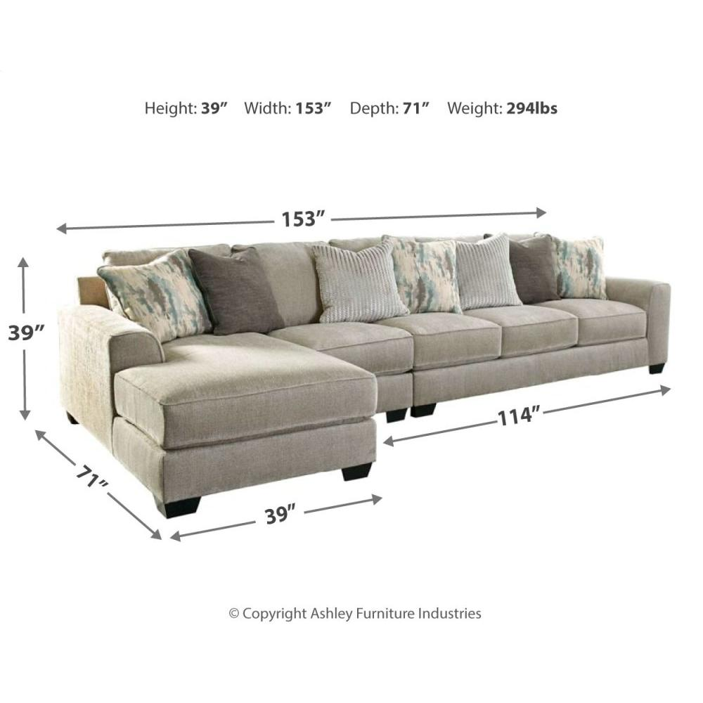 Product Image - Ardsley 3-piece Sectional With Chaise