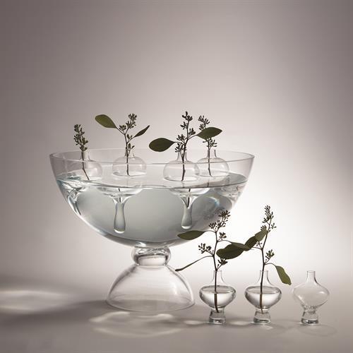 Mini Floating Footed Vase