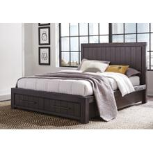 Heath King Storage Bed