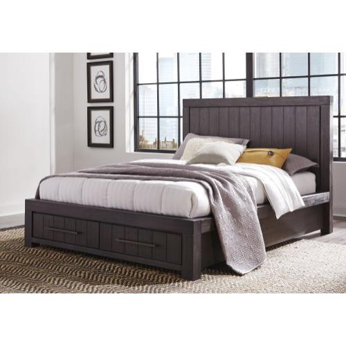 Heath King Storage Bed