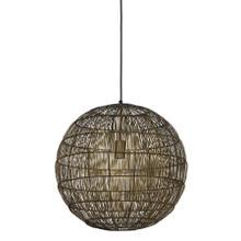 See Details - 2900718 - Hanging lamp 50x50 cm SARAH bronze