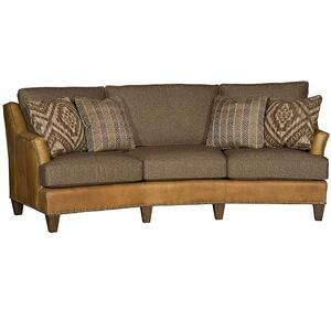 King Hickory - Melrose Conversation Sofa