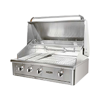 "Precision Series 36"" Built In Grill"