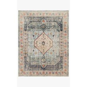 Gallery - GRA-03 MH Blue / Ant. Ivory Rug