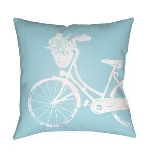 """Bicycle LIL-014 18""""H x 18""""W"""