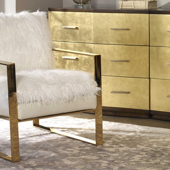 Uttermost - Delphine Accent Chair
