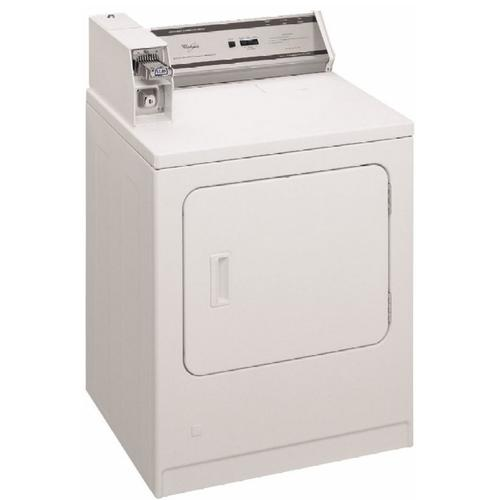 """Whirlpool Commercial - 29"""" Mechanical Metered Base Gas Dryer"""