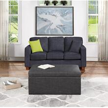 Elmington Storage Ottoman With Lift-up Table Top By Osp Home Furnishings
