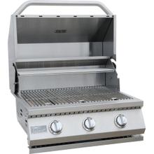 3 Burner 26 Inch Built In Stainless Steel BBQ Grill (ko-bak3bg)