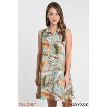 See Details - Panama Sleeveless Dress - XXL (2 pc. ppk.)