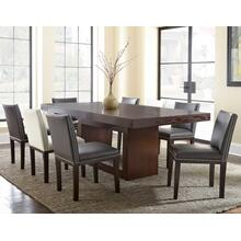 Product Image - Tiffany  Antonio 9-Piece Dining Set (Dining Table & 8 Side Chairs)