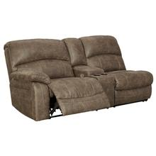 Segburg Left-arm Facing Power Reclining Sofa With Console