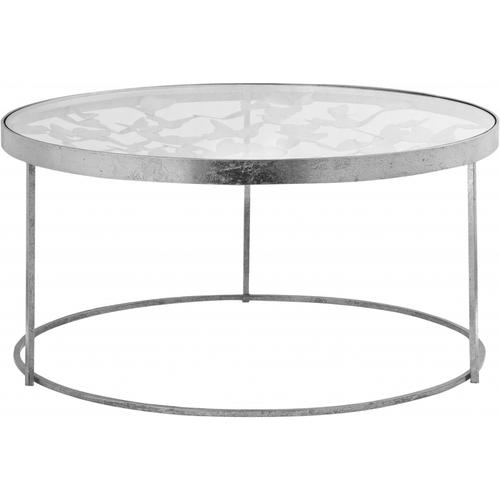 """Butterfly Coffee Table - 31"""" W x 31"""" D x 16"""" H"""