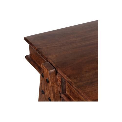 Porter International Designs - Portola Walnut Acacia Desk, 1910-090WW