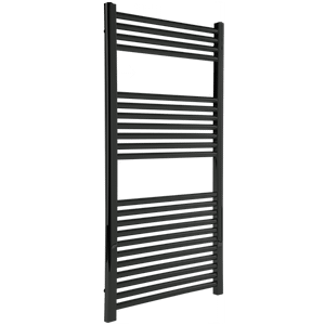 """Denby Towel Warmer 44"""" x 24"""" Hardwired Black Product Image"""