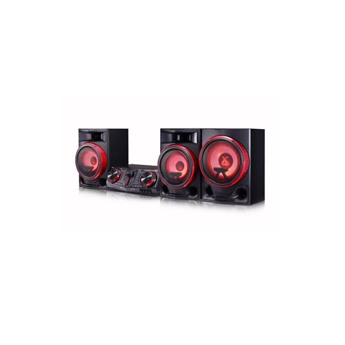 LG CJ88 XBOOM Audio System with Karaoke Creator
