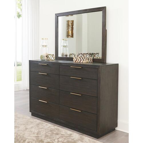Bruxworth Dresser and Mirror