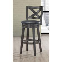 1019 Swivel Stool - 24""