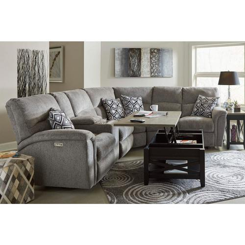 Lane Home Furnishings - 57001 Stirling Right Arm Facing Reclining Loveseat