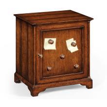 Desktop Letter Cabinet (Walnut)
