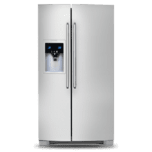 See Details - Standard-Depth Side-By-Side Refrigerator with Wave-Touch® Controls