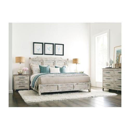 Portland Queen Bed - Complete