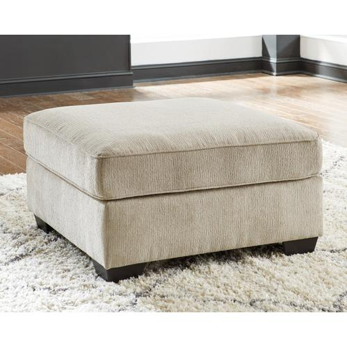 Decelle Oversized Accent Ottoman