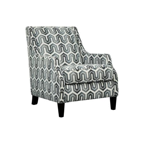 Gilmer Accent Chair Gunmetal
