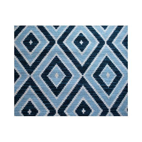 Mohawk - Shima, Blue- Rectangle