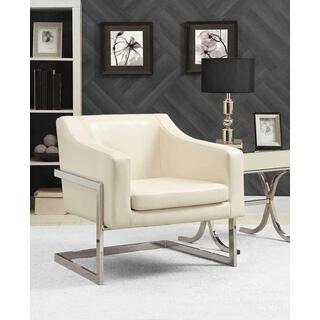 Flex Accent Chair White