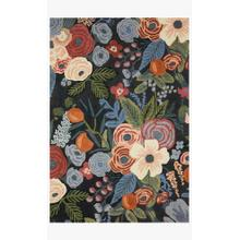 View Product - JOI-01 RP Garden Party Navy Rug