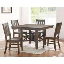 Mayla 5 Piece Set(Table & 4 Side Chairs)