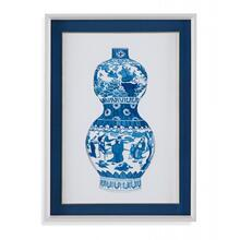Ming Vase VI Wall Art