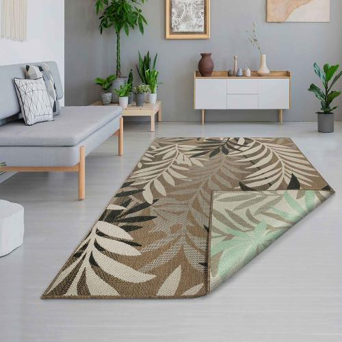 "Cliffside Palm - Rectangle - 5'3"" x 7'6"""