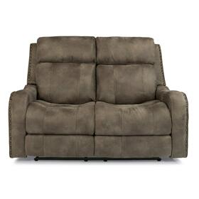Springfield Power Reclining Loveseat with Power Headrests