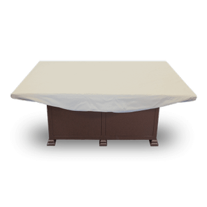 Treasure Garden - Protective Furniture Cover - Large Rectangle Fire Pit