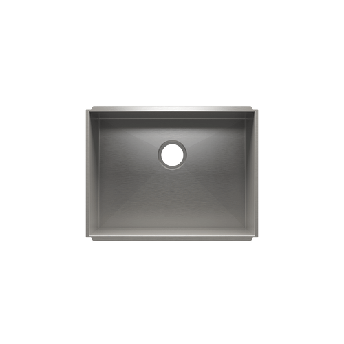 "UrbanEdge® 003629 - undermount stainless steel Kitchen sink , 24"" × 18"" × 10"""