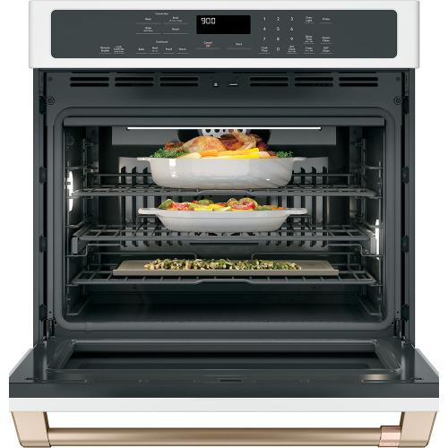 """Café ™ 30"""" Built-In Single Convection Wall Oven"""