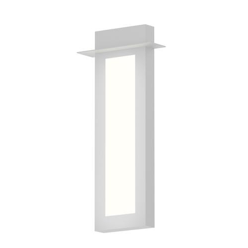 """Sonneman - A Way of Light - Prairie LED Sconce [Size=26"""", Color/Finish=Textured White]"""