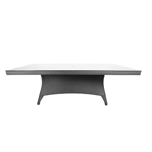"Solano 84"" x 44"" Rectangular Dining Table"