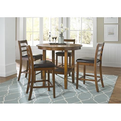Liberty Furniture Industries - 5 Piece Pub Table Set
