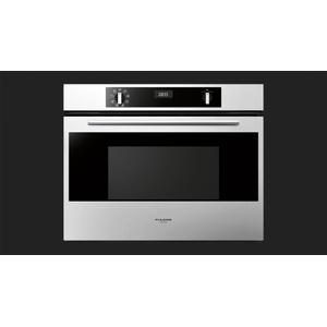 """Fulgor Milano30"""" Multifunction Self-clean Oven - Stainless Steel"""